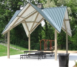 Custom Gazebo Shelter